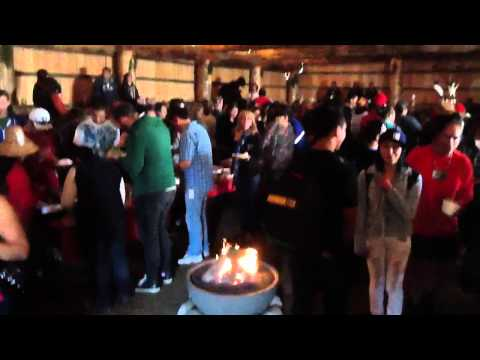 The Sto:lo Longhouse Grand Opening
