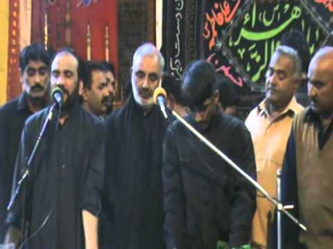 Part 5 of 5 - Muharram 6th 2013 - KARAMAT IMRANI - Thalla Bura Shah DIKHAN