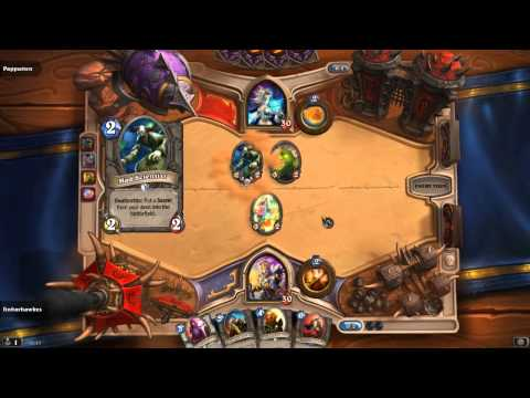 Hearthstone Arena Run - Painful Priest! #1