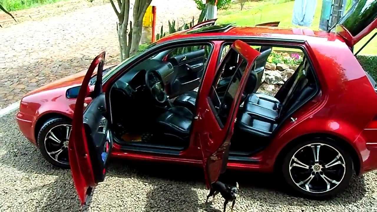 VW Golf GTI - 1.8 Turbo 20V 150CV - YouTube