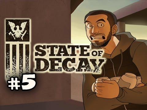 BLOWING STEAM - State of Decay w/ Nova Ep.5