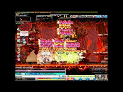 Maplestory post RED paladin solo Zakum