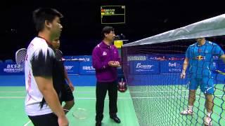 Bonny China Masters 2014: Semi Finals Match 1