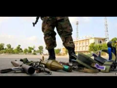 Somalia diverting arms to al Shabab, UN report claims - 15 February 2014