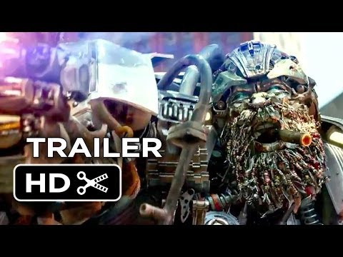 Transformers: Age of Extinction TRAILER 2 (2014) - Mark Wahlberg Movie HD