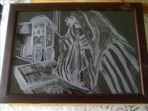 Shirley Dobin Rosenthal grabados en vidrio