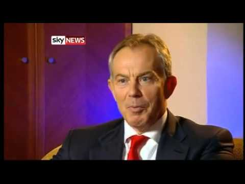 Tony Blair - Politicians & Media Bound To Have Relationships - NOTW Phone Hacking NEW 2498