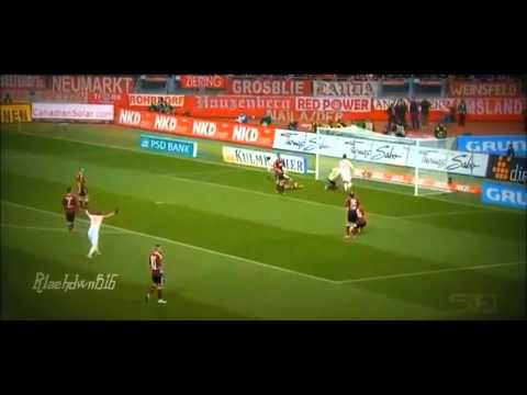 Mario Mandžukić ● The 'Super Mario' ● 2012 14 HD