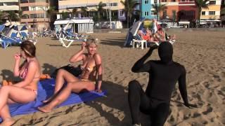 """""""La Sombra"""" en Playa de las Canteras"""