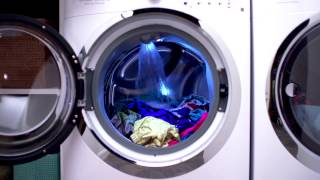 Front Load Washer With IQ-Touch™ 15-Minute Laundry