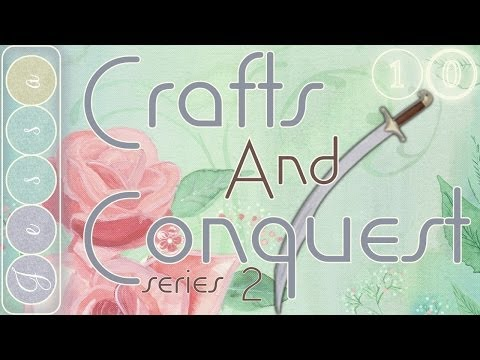 #❶⓪ ~ Crafts and Conquest, Week 03-04 ~ Women's Roleplaying Group ~ Dungeon World