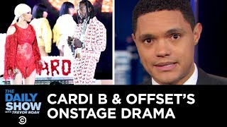 Prada's Blackface Controversy & An Awkward Moment for Cardi B   The Daily Show