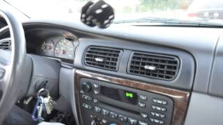 Regular Car Reviews: 2002 Mercury Sable