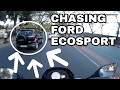 Bangalore Roads 12 Chasing Ford Ecosport Speedbreakers Wrong Gear Crowded Streets