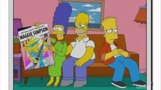Os Simpsons Envelhecendo