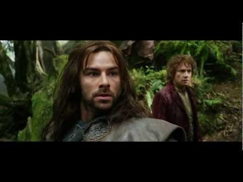 Bilbo le Hobbit : un voyage inattendu - Bande Annonce VO HD