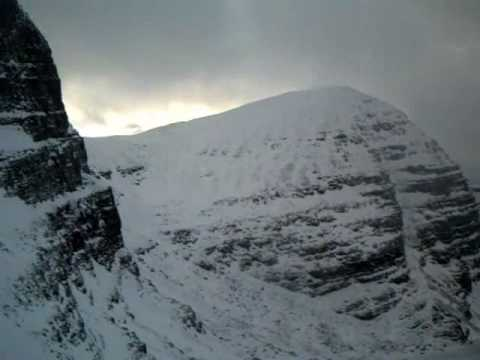 Beinn Eighe Traverse Feb 2010