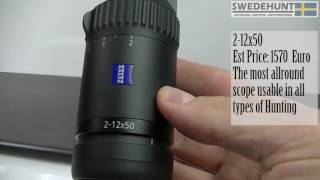 Zeiss conquest v iwa most popular videos