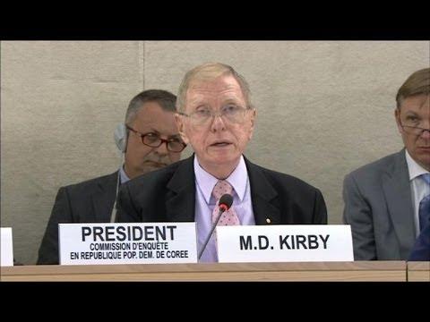 N.Korea crimes on par with Nazis, Khmer Rouge: UN probe