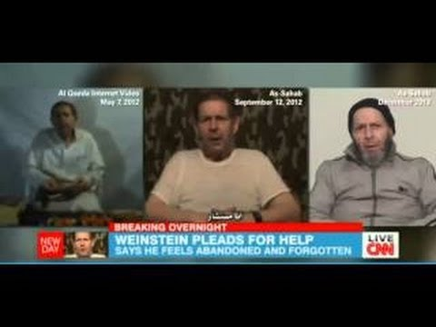 Warren Weinstein Al Qaeda Kidnapped 3 yrs Pleads US Don't Forget Me