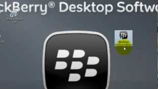 Actualizar Tu OS De Blackberry Usando BlackBerry