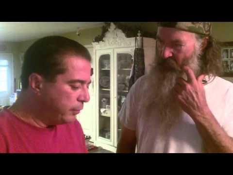 Duck Dynasty Phil meets N.Y. City retired Cop
