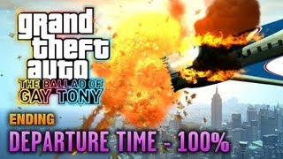 GTA: The Ballad Of Gay Tony Ending / Final Mission