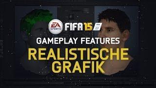 FIFA 15 Gameplay Features Realistische Grafik