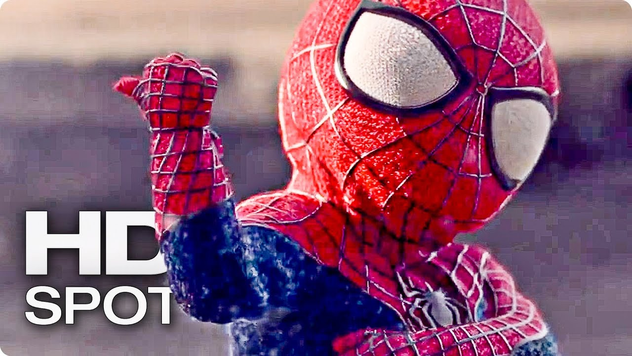 The Amazing Spider Man 3 Evian Baby Amp Me 2 2014