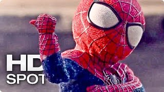 THE AMAZING SPIDER-MAN 3: Evian Baby & me 2 | 2014 Official Spot [HD]