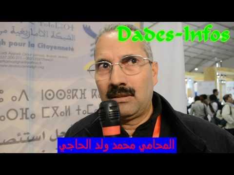 ولد الحاج: مناهضة التمييز والعنصرية يجعلنا نتشبت بمتابعة النائبة البرلمانية التي وصفت محتجين ب «الاوباش»