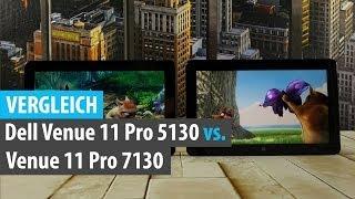 Vergleich: Dell Venue 11 Pro 5130 (Bay Trail) Vs. Venue 11