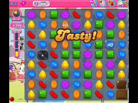 How to beat Candy Crush Saga Level 94 - 1 Stars - No Boosters - 10