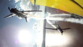 Parabéns a todos que mantêm vivo o sonho de Santos Dumont. Neste 23 de outubro, a Força Aérea Brasileira homenageia os que voam e fazem voar. Decole com a gente nessa emoção!