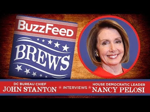 BuzzFeed Brews - Nancy Pelosi