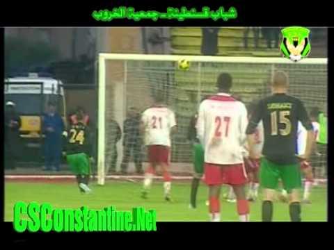 CSC vs ASK : 29/10/2011 : Deuxième but de Dahmane