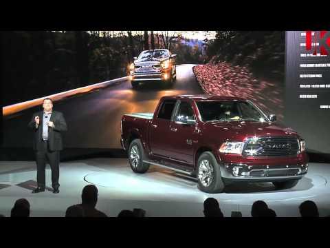 RAM Presente en el Autoshow de Chicago