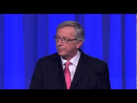 Jean-Claude Juncker acceptance speech at the EPP Congress, Dublin