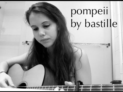 Pompeii by Bastille Cover