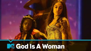 "Ariana Grande Performs ""God Is A Woman"" MTV VMAs 