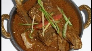 Mutton Chops Masala..