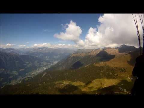 Paragliding am Hirzer