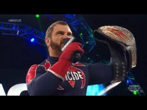 Новый Чемпион Икс-Дивизиона TNA