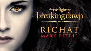Mark Petrie Richat BREAKING DAWN PART 2 TRAILER