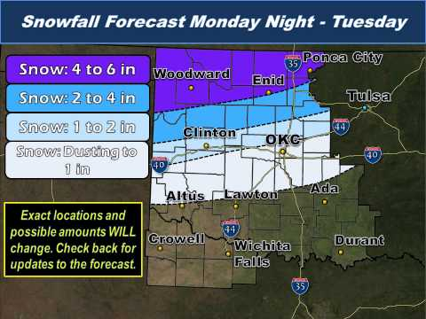 Winter Weather Update February 2nd, 2014
