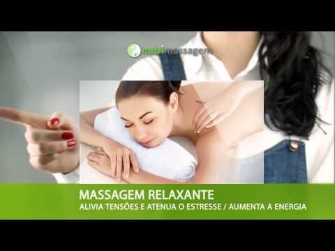 Massagem e massoterapia no Guarujá I Nutrimassagem