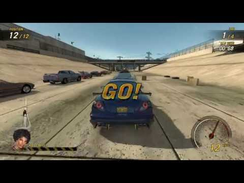 Flatout Ultimate Carnage RACE 4 (CANAL)