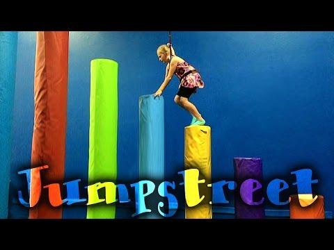 Jumpstreet BOUNCE JUMP PLAY FUN!!