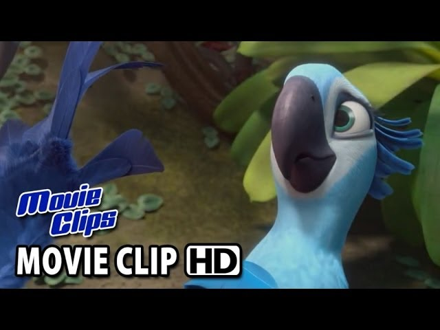 Rio 2 Movie CLIP - Welcome Back (2014) HD