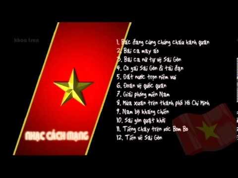 Những bài hát cách mạng hay